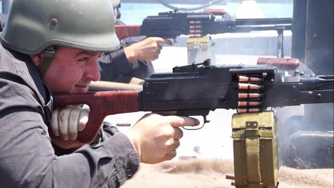 Съвместното командване на специалните операции дава нови възможности на кандидати за военнослужещи