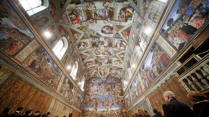 Кръщаването на бебета от папата в Сикстинската капела се отменя