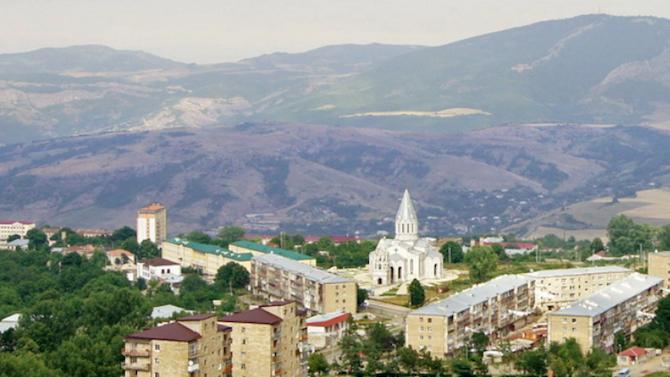 Президентът на Азербайджан обяви град Шуша в Нагорни Карабах за културна столица на страната