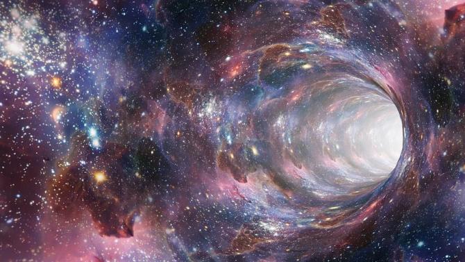 """Откриха възможни """"портали"""" към далечни части на Вселената"""