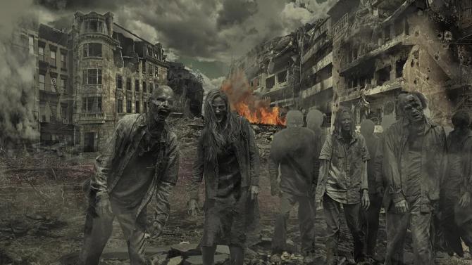 Нострадамус за 2021 г.: Биологично оръжие превръща хората в зомбита