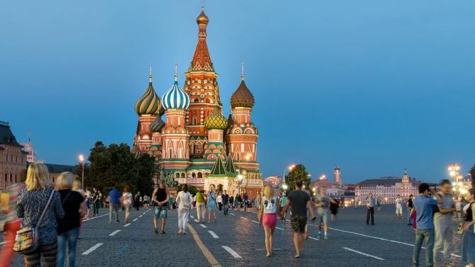 Миналата година е била най-топлата във всички федерални окръзи в Русия без Северен Кавказ