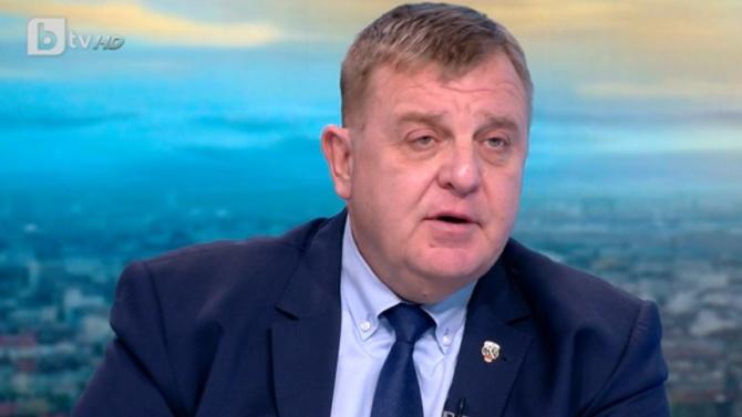 Каракачанов разкри възможна ли е коалиция между ГЕРБ и ВМРО за предстоящите избори