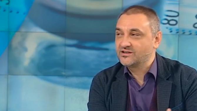 Проф. Андрей Чорбанов: На този етап ще се въздържа от ваксиниране