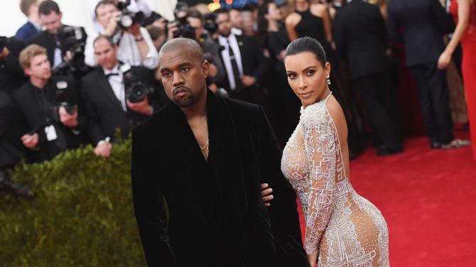 Ким Кардашиян и Кание Уест се развеждат