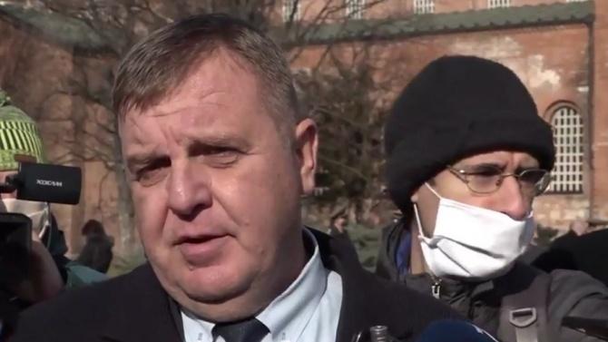 Каракачанов с коментар за датата за изборите