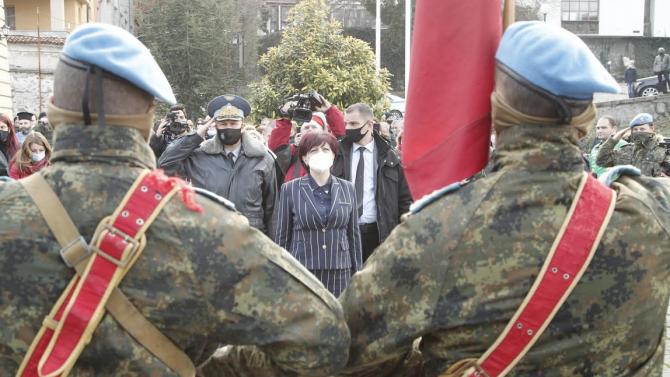 Караянчева присъства на отбелязването на празника Богоявление в Пловдив
