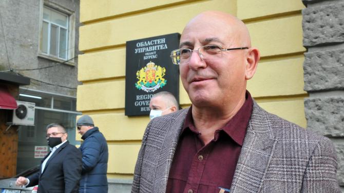 Емил Димитров с доказателства кой лъже и кой не с водата за Черноморието