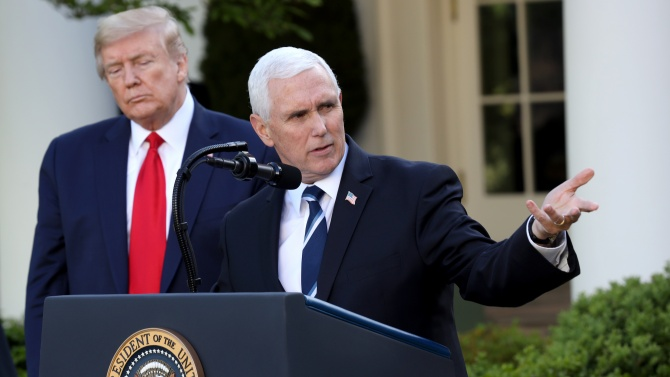 Пенс отхвърли натиска на Тръмп, няма да се противи на изборните резултати