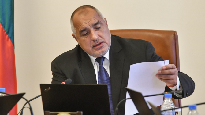 Борисов освободи един от зам.-министрите на земеделието, храните и горите