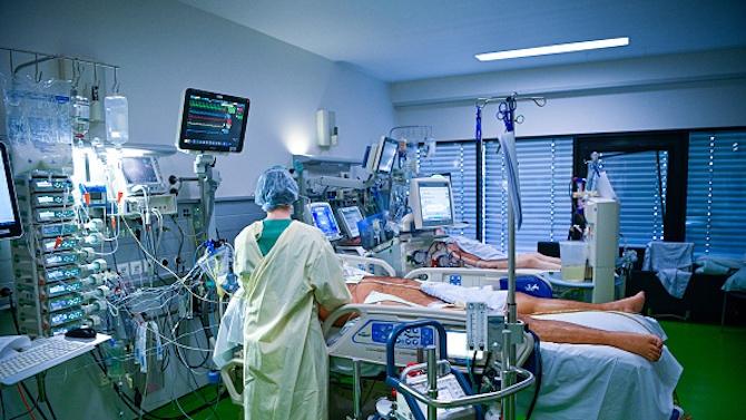 Полева болница в Лондон ще бъде използвана, ако е необходимо,