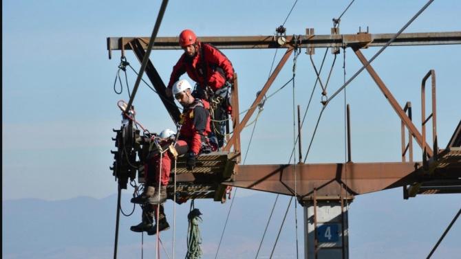 Княжевският лифт ще бъде възстановен по съществуващото трасе