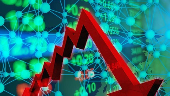 Ръст при търговията, спад в производството и строителството