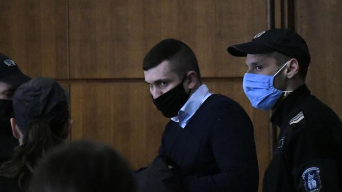 СГС остави в ареста убиеца на Милен Цветков