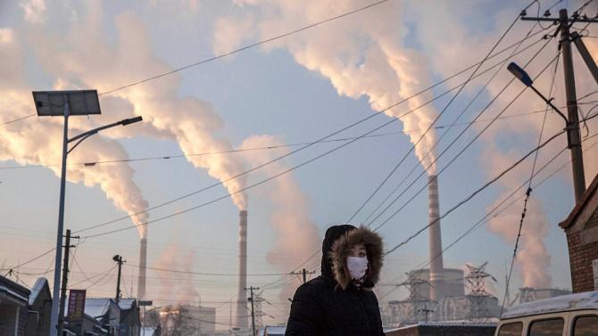 Мръсният въздух в Индия и други южноазиатски държави може да