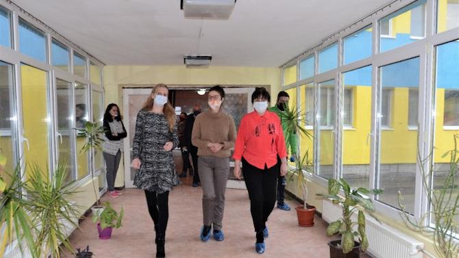 Във Видин обновиха детска градина със съдействието на посолството на САЩ у нас