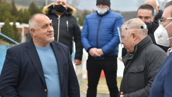 Бойко Борисов: Трябва да бъдем единни