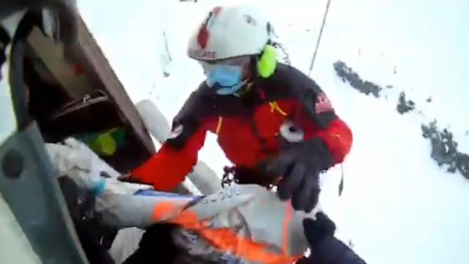 В Испания показаха смисъла от медицински хеликоптер при екстремна ситуация