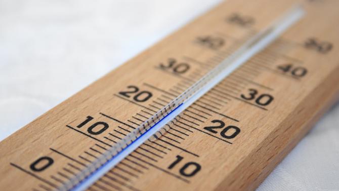 Нов абсолютен температурен рекорд е регистриран в Хасково