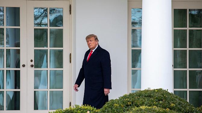 Доналд Тръмп няма да присъства на инагурацията на Джо Байдън