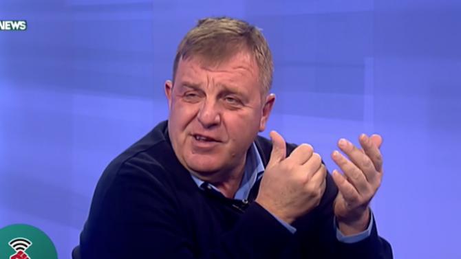 Красимир Каракачанов: Не сме говорили за бъдеща коалиция с ГЕРБ