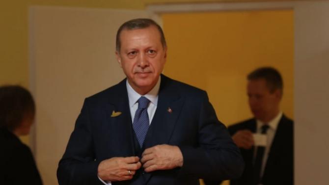 Ердоган заяви, че вижда бъдещето на Турция в Европа