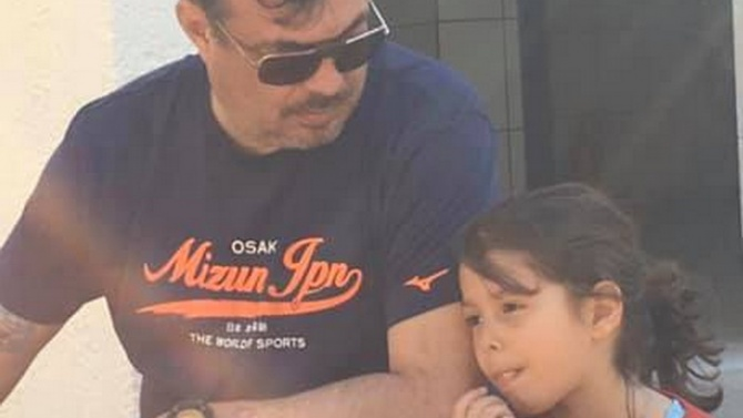Дъщерята на Иван Ласкин плакала за него навръх Нова година