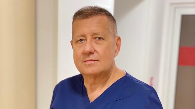 Внезапно почина един от водещите кардиохирурзи у нас проф. д-р Владимир Данов