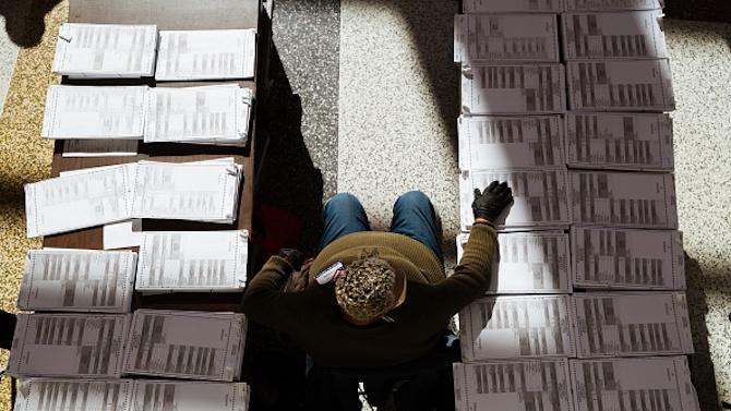 Садир Жапаров печели предсрочните президентски избори в Киргизстан