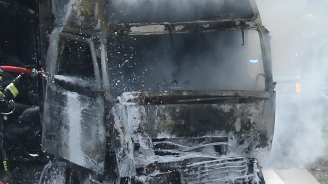 Камион уби руски военни
