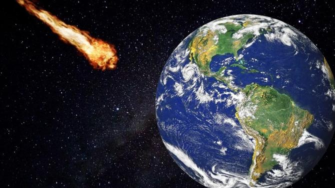 Опасен астероид минава край Земята до 2 дни