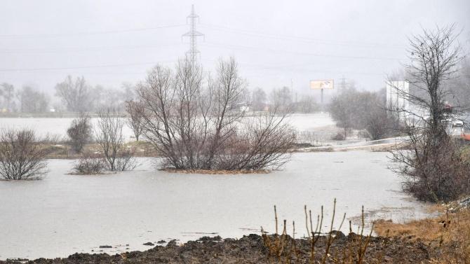 Обявено е частично бедствено положение за част от община Перник