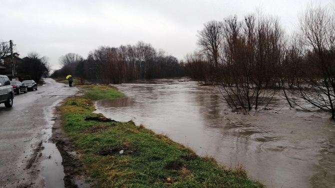 Обявено е частично бедствено положение за част от територията на