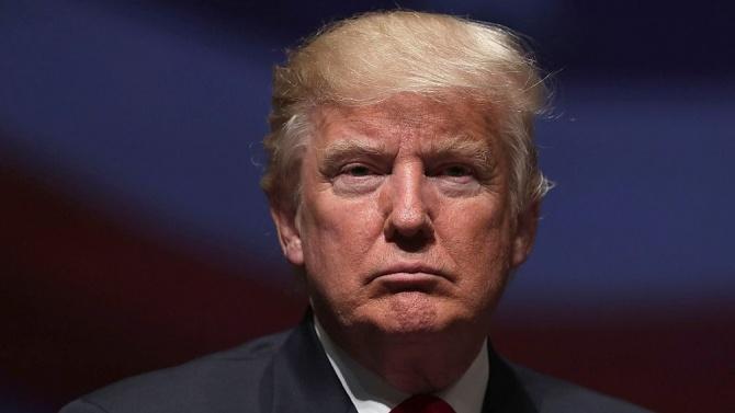 Американският лидер Доналд Тръмп Доналд Тръмп - американски бизнесмен и