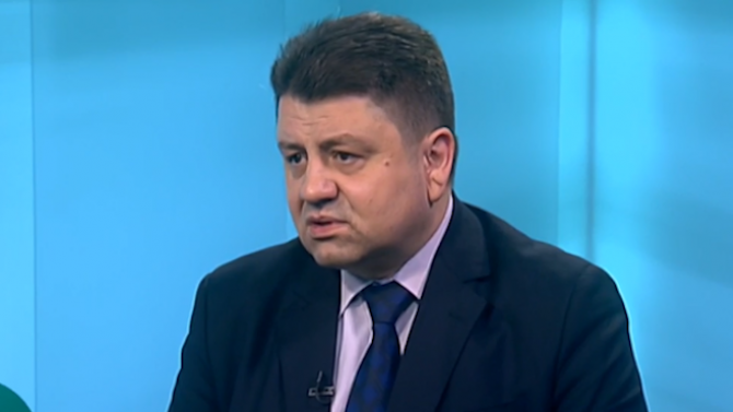Красимир Ципов: Днес президентът отново се врече във вярност на БСП