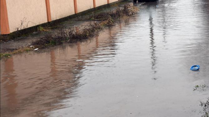 Нормализира се обстановката в Благоевградско след падналите обилни валежи