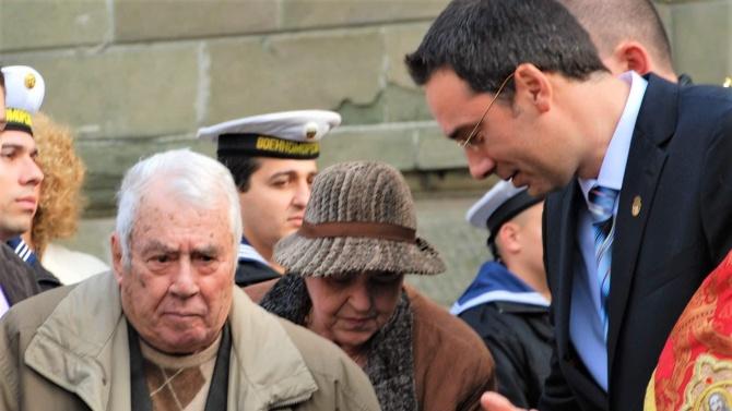 Кръщават улица на Георги Калоянчев в Градоман