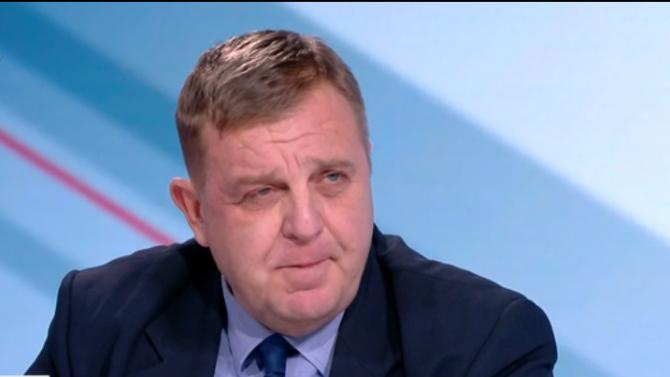 Каракачанов: От консултациите при президента нямаше никакъв смисъл