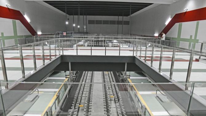 Строят още 6 станции на метрото от третата метролиния до Окръжна болница