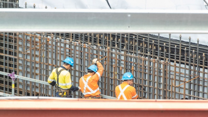 В Добричка област с най-голям ръст са заплатите в строителството