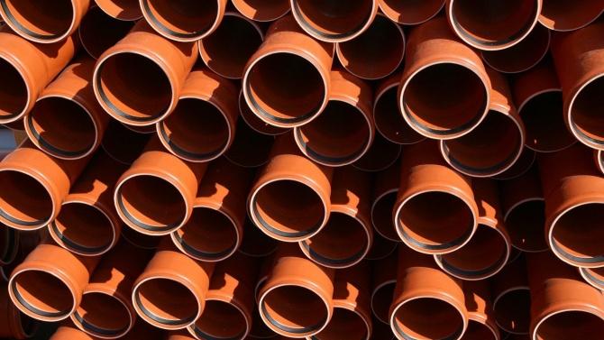 Подменят водопровода и канализацията на 130 улици в Русе