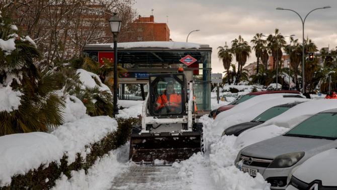 Студ счупи 70-годишен рекорд в испанския град Хетафе