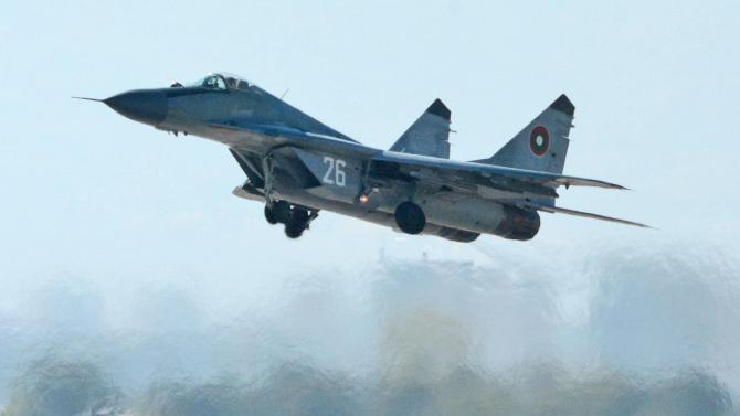 Между 5 и 6 изтребителя МиГ-29 са в техническа изправност
