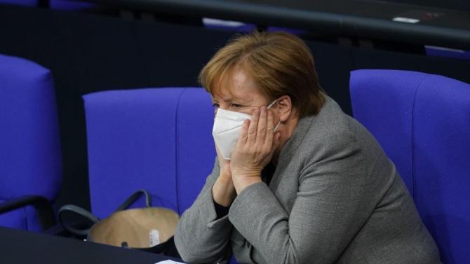 Предстои важно гласуване за приемник на Меркел в Германия