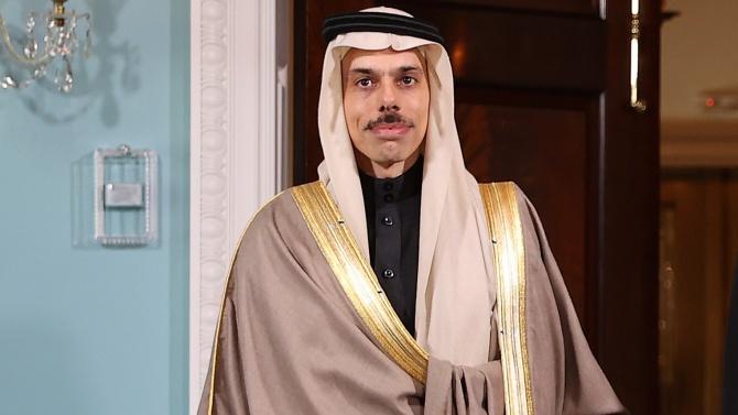 Саудитският външен министър осъди намесите на Иран в Близкия изток