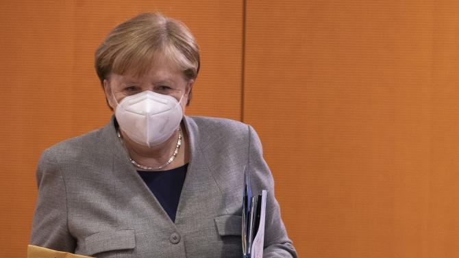 В Берлин започва двудневен конгрес на Християндемократическия съюз на Ангела Меркел