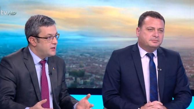 Тома Биков и Иван Ченчев в разгорещен спор за датата на изборите