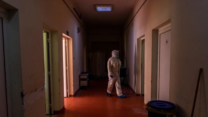 Двама с COVID-19 са починали през денонощието във Видинско