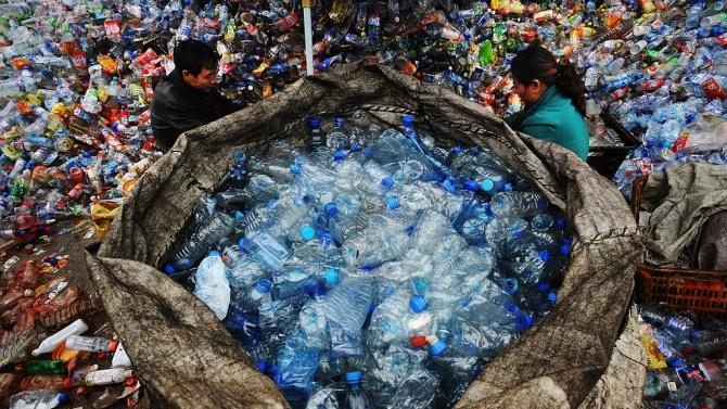 България сред първите в ЕС по рециклиране на пластмаса