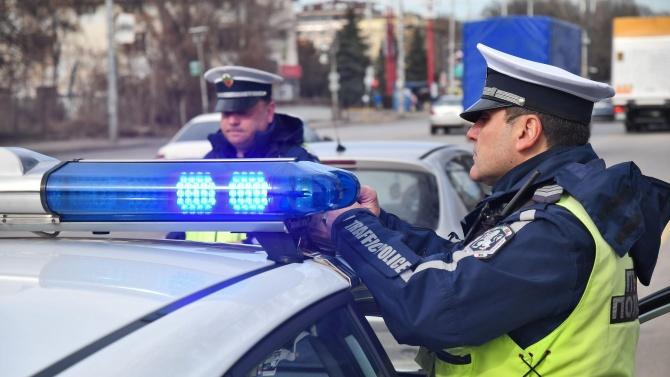Само за 5 дни са констатирани над 13 000 нарушения на пътя